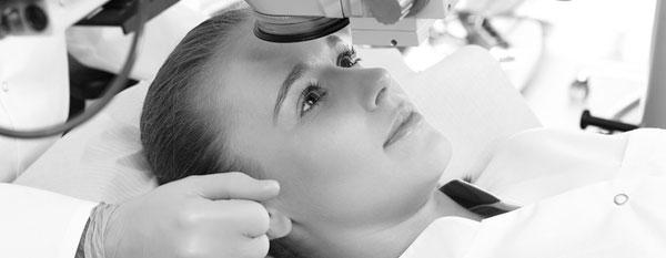 Diagnostik & Behandlung: Trockenes Auge, Entzündungen, Sehstörungen