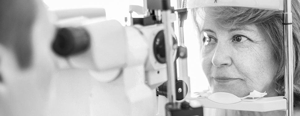 Diagnostik & Behandlung: Augendruckkontrolle, Führerscheinuntersuchung