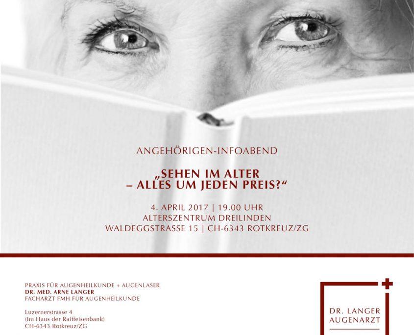 Infoabend 4.4.17 - Sehen im Alter - Vortrag Dr. Langer, Rotkreuz